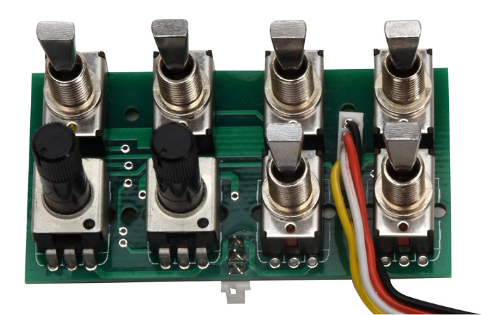 Futaba Multi-Switch-Prop 12+2 MODUL
